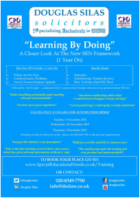 'Learning By Doing' (flyer)
