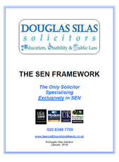 The SEN Framework (Guide Cover)