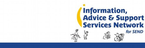 Information, Advice and Support Services Network logo