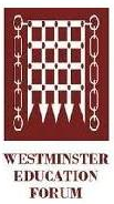 WESTMINSTER EDUCATION FORUM LOGO
